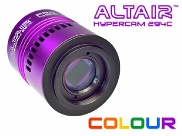 Altair Hypercam 294C PRO 11.6mp Colour Astronomy Imaging Camera Fan-cooled 4GB DDR3 RAM
